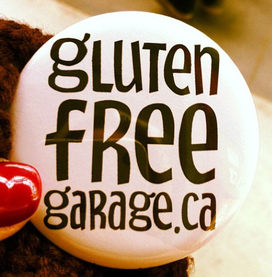 Toronto. Gluten Free Garage Trade Show. Here we come!
