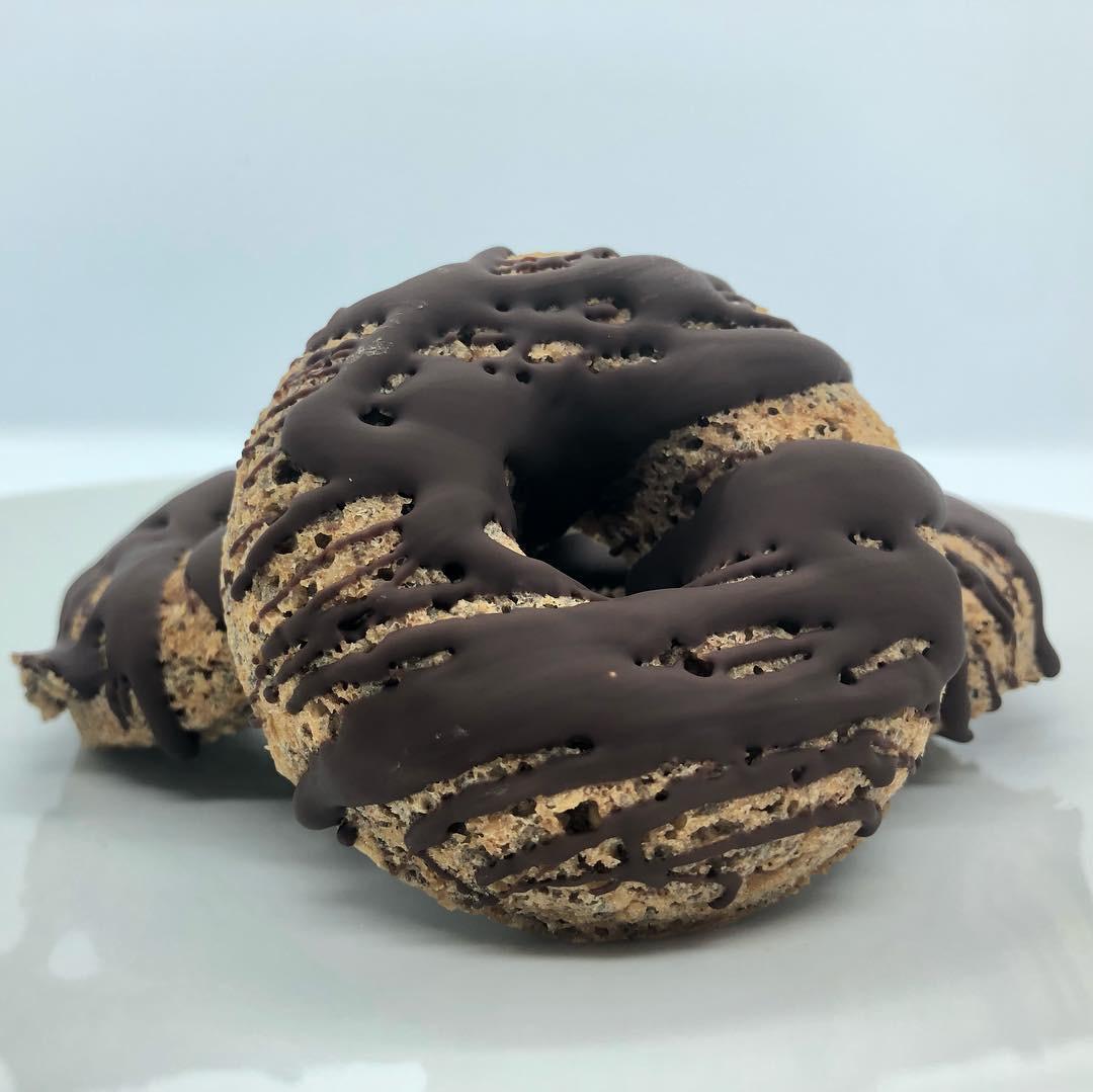 Chia Donut