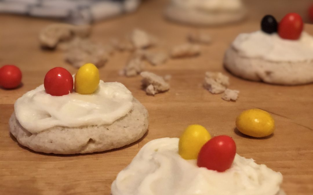 Scrumptious Sugar Cookies
